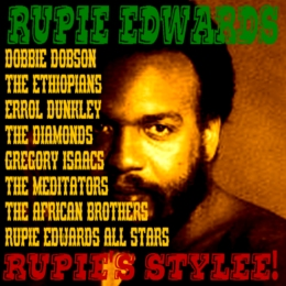 The Meditators Rupie Edwards All Stars Look Who A Bust Style