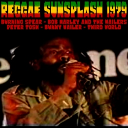 REGGAE SUNSPLASH 1979. Dubroom (DUB) Reggae Video Review